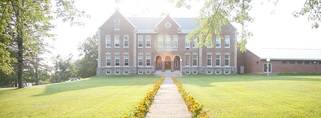 History - Faith Bible College