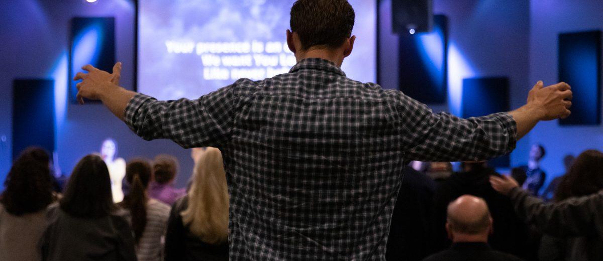 Faith Bible College International Student Worshiping